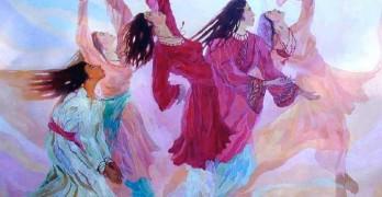 Taller La Mujer Salvaje en Madrid 16 y 17 de Abril